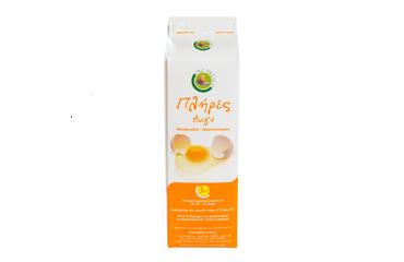 Παστεριωμένο πλήρες αυγό 1kg